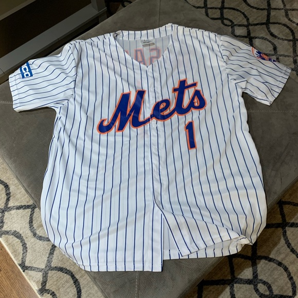 hot sale online f25bc 58712 METS Amer Rosario Jersey (unofficial)